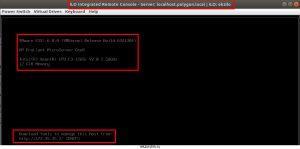 Подключение к iLo сервера, как из браузера Google Chrome так и Mozilla Firefox успешно.